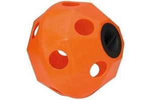 Prostable Hayball Large Holes - Orange - TRL2945