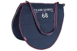 Shires Team Saddle Bag Navy