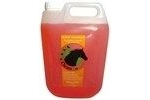 CleanRound Medicated Horse Shampoo and Body Wash - Peach - 5 litre Bottle