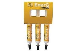 NEW Naf Energy / EnerG Shot / Syringe - 3 Pack - Boost - Performance