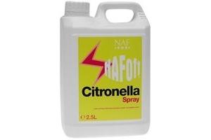 NAF Unisex Off Citronella Spray Horse Refill 2.5L