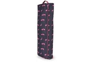 Shires Double Bridle Bag Flamingo