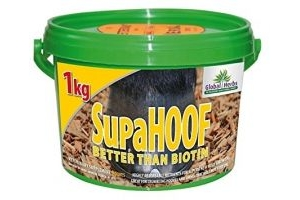 Global Herbs Supahoof 1kg - Clear, 1Kg