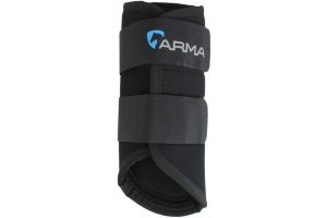 Arma Neoprene Brushing Boots Black