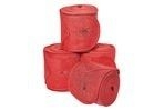 WeatherBeeta Fleece Bandage - Paradise Pink - 3.5m (Pack of 4)