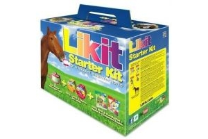 Likit Starter Kit Horse Toy Christmas Gift Present RED BLUE YELLOW PINK GREEN