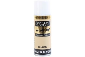 Supreme Products Cover Magic Spray Black