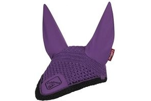 LeMieux Signature Fly Hood X Large Blackcurrant