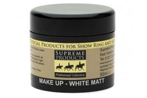 Supreme Products Make Up Matt White