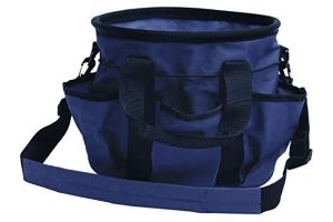 Roma Grooming Carry Bag: Blue