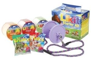 Likit Starter Kit Horse Toy Lilac