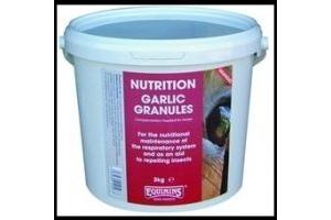 Equimins Unisex's EQS0287 Garlic Granules, Clear, 3 kg