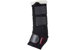 LeMieux Unisex's Four Seasons Leg Wraps Black, Small