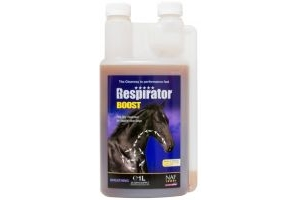 NAF Five Star Respirator Boost for Horses 1 Litre