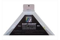 Easy-Change Wintec & Bates Gullet-Blue Medium/Wide