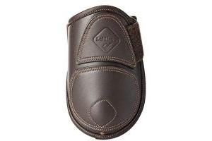 LeMieux Unisex's Capella Fetlock Boots, Brown, Cob