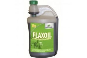 Global Herbs Flax Oil for Horses 5 Litres