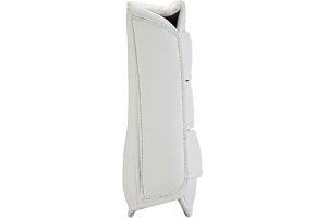 LeMieux Dressage Schooling Boots - White, Large