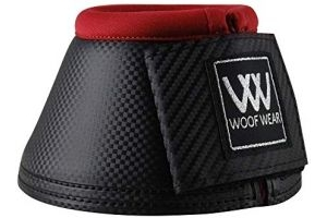 Woof Wear Pro Overreach Boots Colour Fusion-X Large-Black / Royal Red