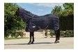 Weatherbeeta Comfitec PP Channel Quilt Detach-a-Neck (Medium) - Black/Purple - 6 foot 6 inch