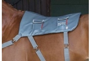 Equilibrium Therapy Horse Massage Back Pad - Standard Size