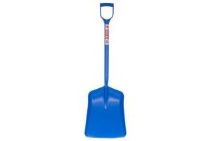 Faulks Red Gorilla Tubtrug Shovel : Blue