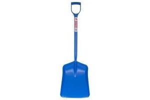 Faulks Red Gorilla Tubtrug Shovel : Blue