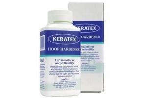 Keratex Hoof Hardener 250ml bottle
