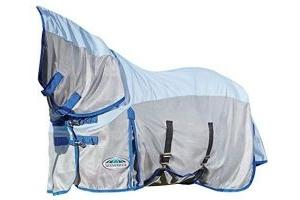 Weatherbeeta ComFiTec 600D/Mesh Pony Rug-Silver-4ft9