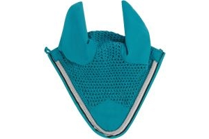Saxon Co-ordinate Fly Veil Teal/Black/White