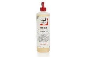 Leovet No Rub 500ml - Leaves horses manes and tails dandruff free and reduces itching