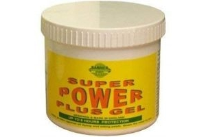 Barrier Super Power Plus Gel 500ml Fly Repellent 500ml White - 500ml Horse x