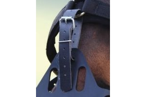 Greenguard Shires Muzzle Anti Grazing Muzzle Spare Straps Set of Four
