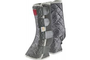 Equilibrium Therapy Magnetic Chaps - Grey - Small - Horse Equestrian