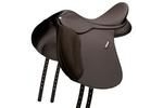 Wintec 500 Wide All Purpose Saddle With Short Points - Brown - 46cm