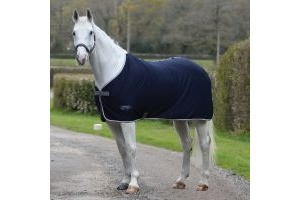 WeatherBeeta Airlite Cooler Standard Neck Rug Navy/Grey/White