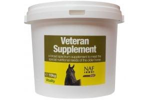 Naf Veteran Supplement: 10kg