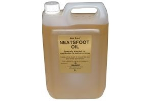 Gold Label Neatsfoot Oil 5 Litre