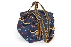 Shires Grooming Kit Bag Horse Print One Size