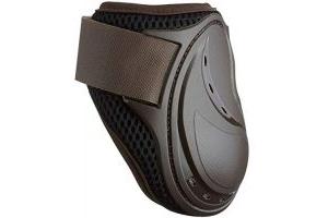 LeMieux Unisex's Derby ProJump Fetlock Boots Pair Jumping, Brown, Medium
