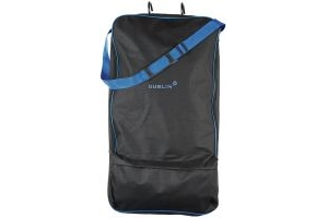Dublin Imperial Bridle Hook Bag Black/Blue