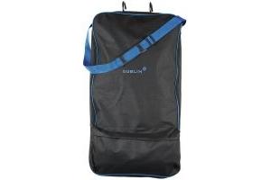 Dublin Imperial Bridle Hook Bag Black/Blue