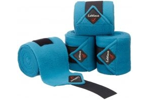 LeMieux Luxury Polo Bandages Teal