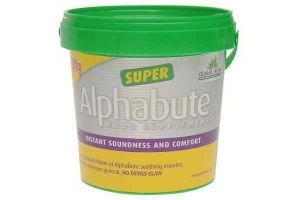 Global Herbs Unisex Horse Supplement Super Alphabute Food Robinsons New