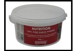 Equimins Unisex's EQS0291 Garlic Powder, Clear, 1 kg