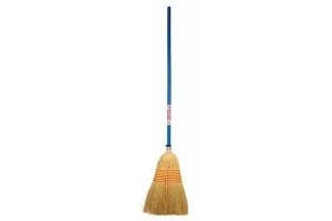 Red Gorilla Corn Broom Large Blue - Faulks
