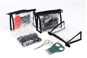Lincoln Plaiting Kit (One Size) (Black)