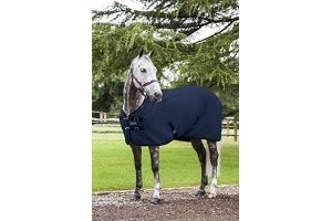 LeMieux Thermo-Cool Rug - Navy Blue: 6ft3