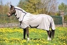 Horseware Mio Fly Rug-Bronze/Navy 5'9