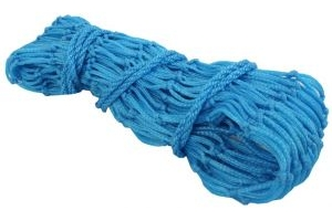 Shires Haylage Net Baby Blue